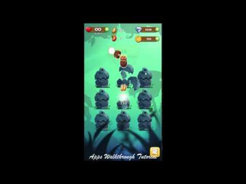 Jungle Legend Level 31 - 40 Walkthrough