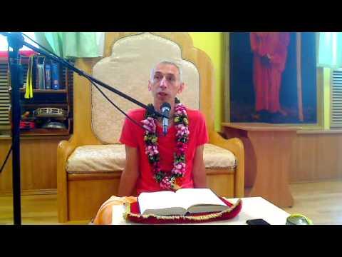 Шримад Бхагаватам 3.28.22 - Дамодара Пандит прабху