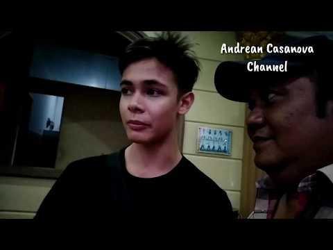 Interview Bryan Andrew ( Hit Hot ) Seleb
