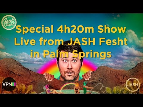 Special 4h20m Live from JASH Fesht Show | Getting Doug with High