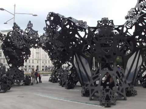 Palais Schwarzenberg modern art