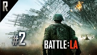 ► Battle: Los Angeles (The Game) Walkthrough HD - Part 2