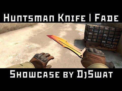 Охотничий нож градиент прямо с завода фото