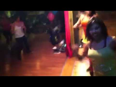 Zumba Time In Long Beach Dance Studio