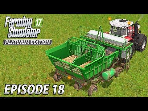 TWIN ROW BILLET PLANTER | Farming Simulator 17 Platinum Edition | Estancia Lapacho - Episode 18