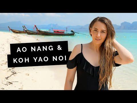 THAILAND Travel Guide: Ao Nang & Koh Yao Noi | Little Grey Box