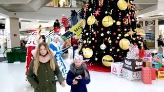 Донецк 3. 01. 2019.  Поездка в Донецк-сити.