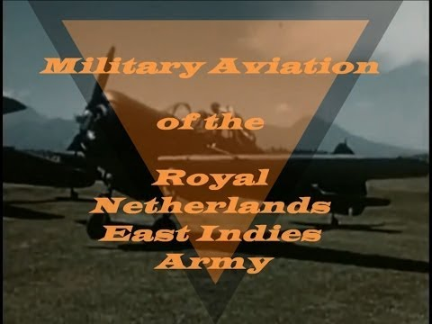 Military Aviation of the Royal Netherlands East Indies Army (ML-KNIL) 1915-1950