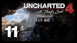 Uncharted 4 #11 - Hate That Truck