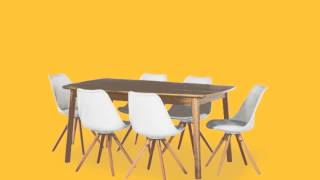 Fantastic Furniture Retro Furniture Range