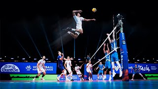 LIKE A BOSS Compilation | Craziest Moments | Men's VNL 2021 ᴴᴰ