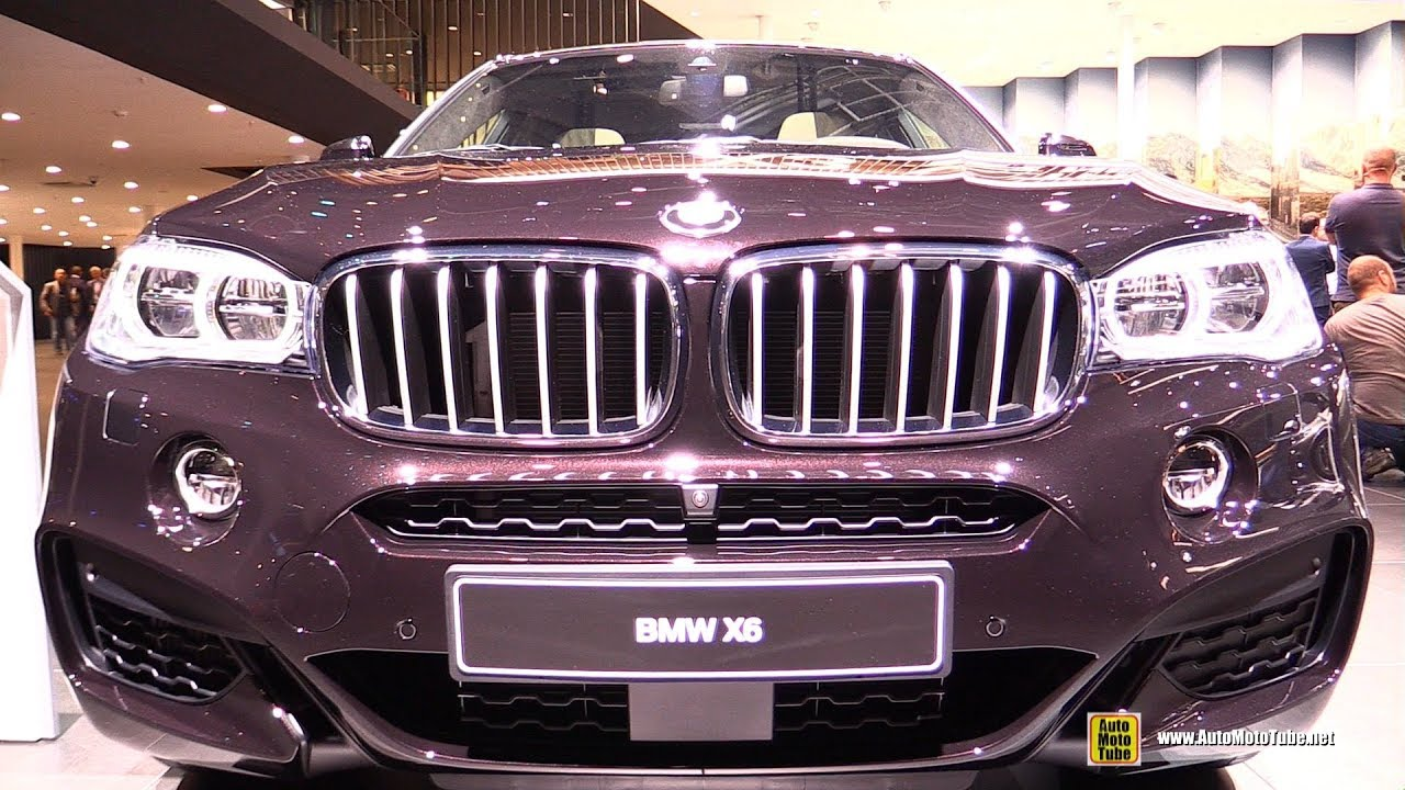 2018 bmw x6 50i xdrive m sport exterior and interior. Black Bedroom Furniture Sets. Home Design Ideas