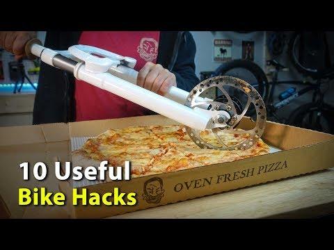 10 Bike Hacks