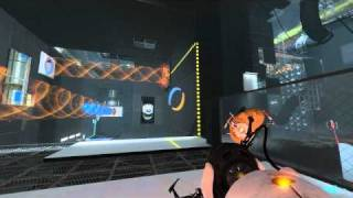 Portal 2 Walkthrough - Chapter 8: Test Chamber 16