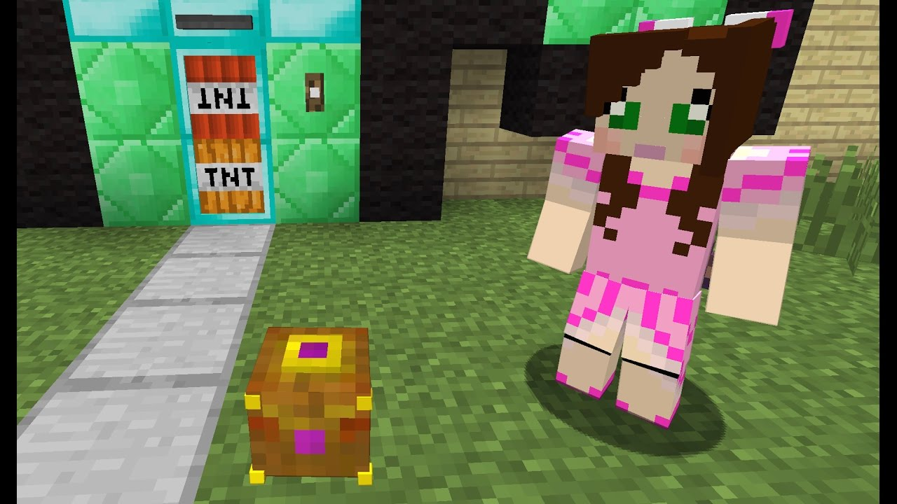 Lucky Lucky Lucky | Minecraft - YouTube