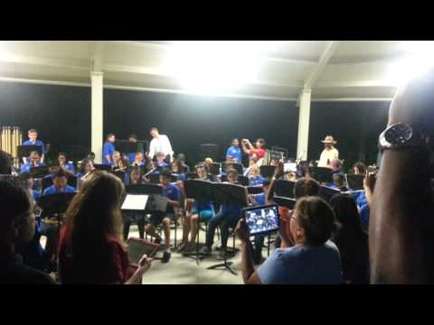 Trickum Middle School Band