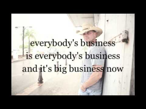 Kenny Chesney - Welcome To The Fishbowl (with Lyrics)