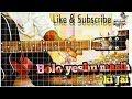 Bolo yeshu masih ki Jai Full song on guitar (By; Akshay sonawane)