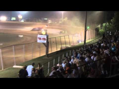 Twin Cities Raceway Park 7.2.11 Late Model Feature