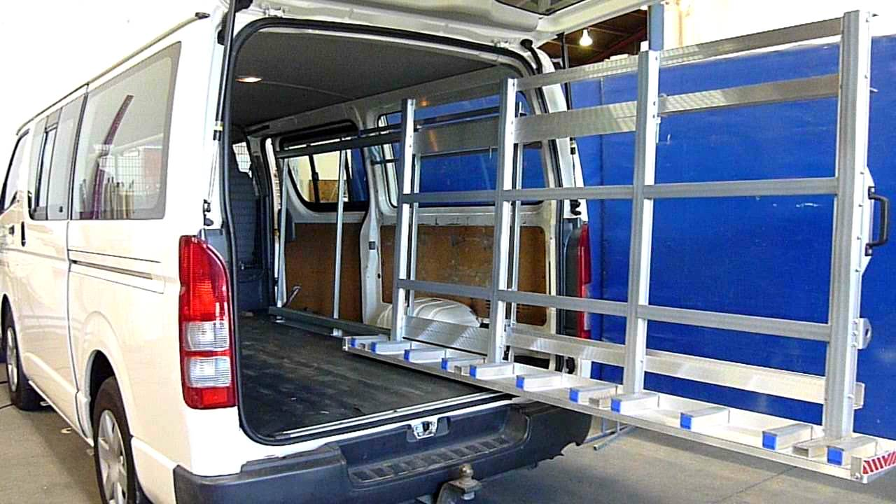 The Glass Racking Company 1 1m X 2 4m Pull Out Internal