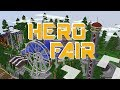 HeroFair Amusement Park [Download Here] | Minecraft 1.12.2 Experience/Adventure map.