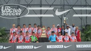 National Cup XIV Finals Recap  US Club Soccer