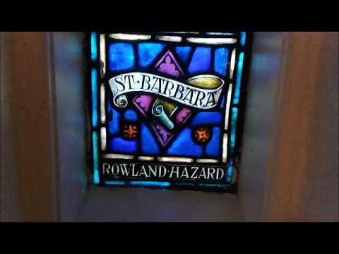 AA History  Rowland Hazard And Calvary Church