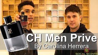 CH Men Prive review! | SoCal Scents | Carolina Herrera