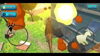 Dinosaur Simulator 2 Dino City Android Gameplay #17 (PARASAUROLOPHUS)