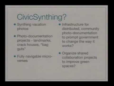 Technologies for Collaborative Democracy