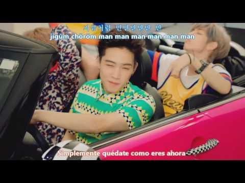 GOT7 - Just Right (딱 좋아) MV [Sub Español + Hangul + Romanización]