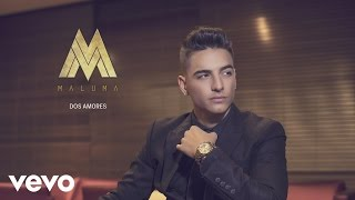 Maluma - Dos Amores (Cover Audio)