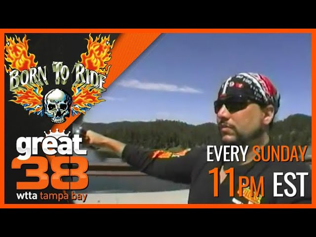 This Week on Born To Ride TV Show #1273 - STURGIS SPECIAL