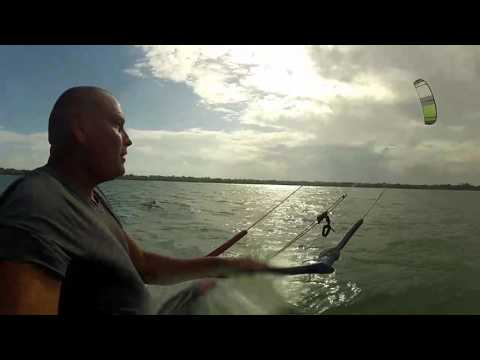 Kiteboarding Bali
