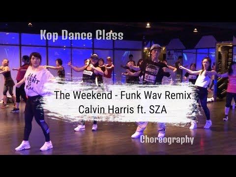 【Kop Dance Class】The Weekend-Funk Wav Remix (choreography)
