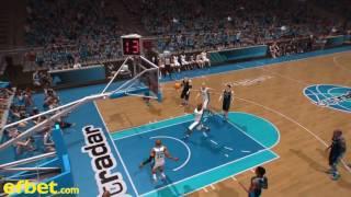 Виртуален баскетбол - само на efbet.com