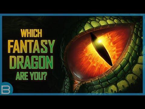 Which Fantasy Dragon Are You?
