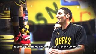 Lo mejor de Juan Pipa Gutiérrez, ex jugador de Obras Basket