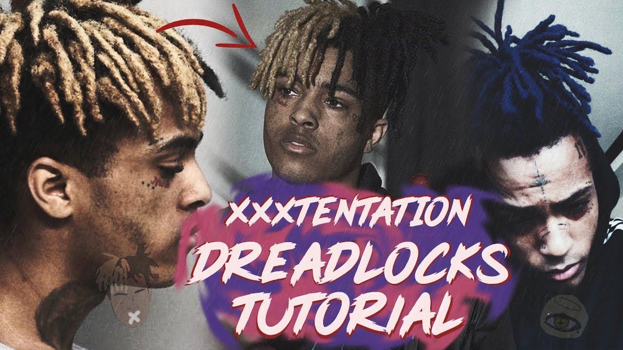 Como hacer las RASTAS de XXXTENTACION - Jahseh Dreadlocks