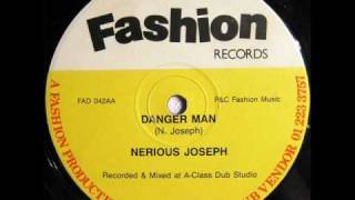 Download Nerious Joseph - Danger Man MP3 song and Music Video
