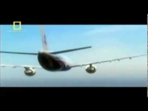 American Airlines 587 Crash Animation