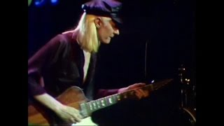 Johnny Winter Suzie Q Live At Rockpalast