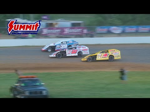 Summit Racing Equipment Modified Nationals Brownstown Speedway June 14, 2017 | HIGHLIGHTS
