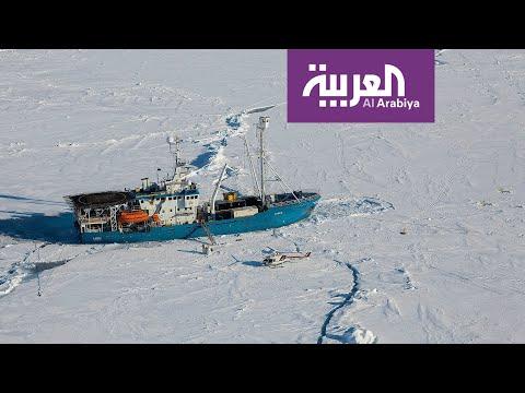 روسيا تطلق مشروع ضخم لإنتاج الغاز في القطب الشمالي  - 00:53-2019 / 9 / 9