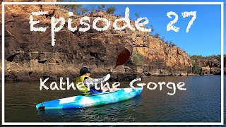 WHAT TO DO IN THE NORTHERN TERRITORY-Part 4|Katherine gorge|free camping-Just Vanning It