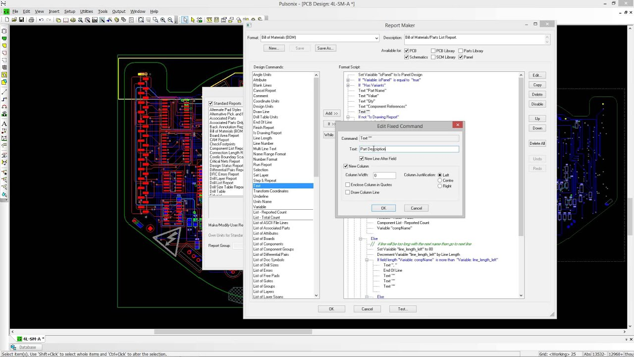 Pulsonix | PCB Design Features