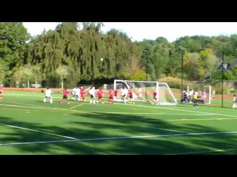 Masters Varsity Soccer vs The Browning School  9/22/16
