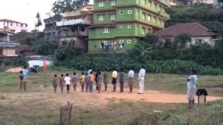 Song of children : RSS Shakha prayer by children in South I