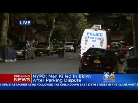 NYPD: Man Killed In Brooklyn After Parking Dispute