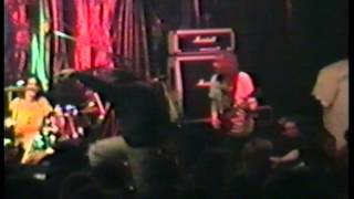 MDC - Kiel, Germany, 28.10.1987 - 16 Dick For Brains